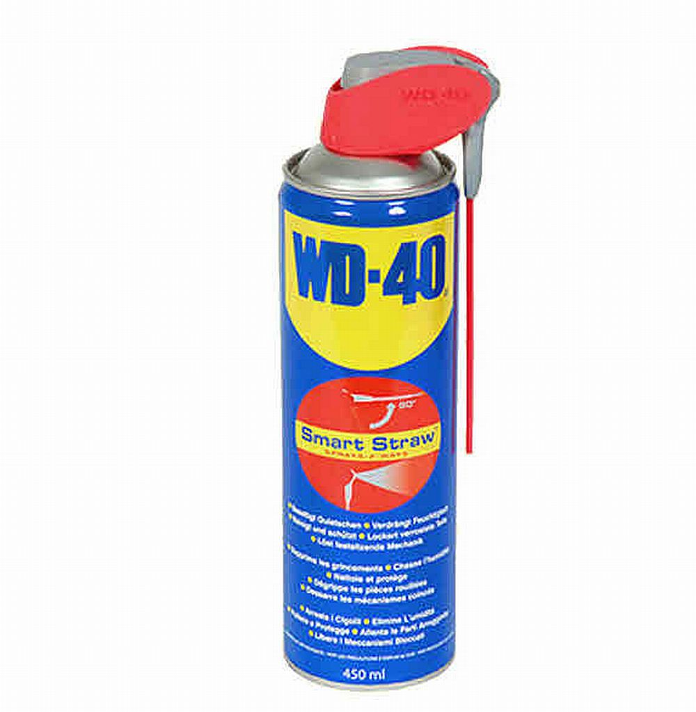 SCHWEISS-SHOP ~ WD-40 Smart-Straw Multifunktionsöl 500ml ~ 118SPR0047