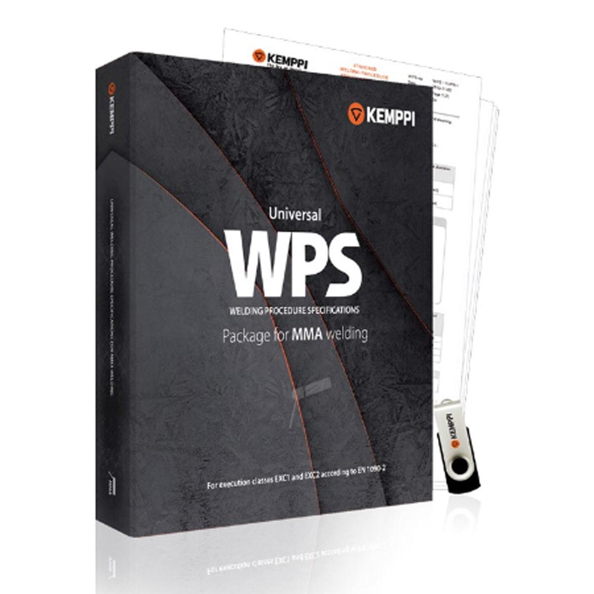 wps standardpakete f r mig mag schwei en kemppi 6800001 literatur software 1364lit0005. Black Bedroom Furniture Sets. Home Design Ideas