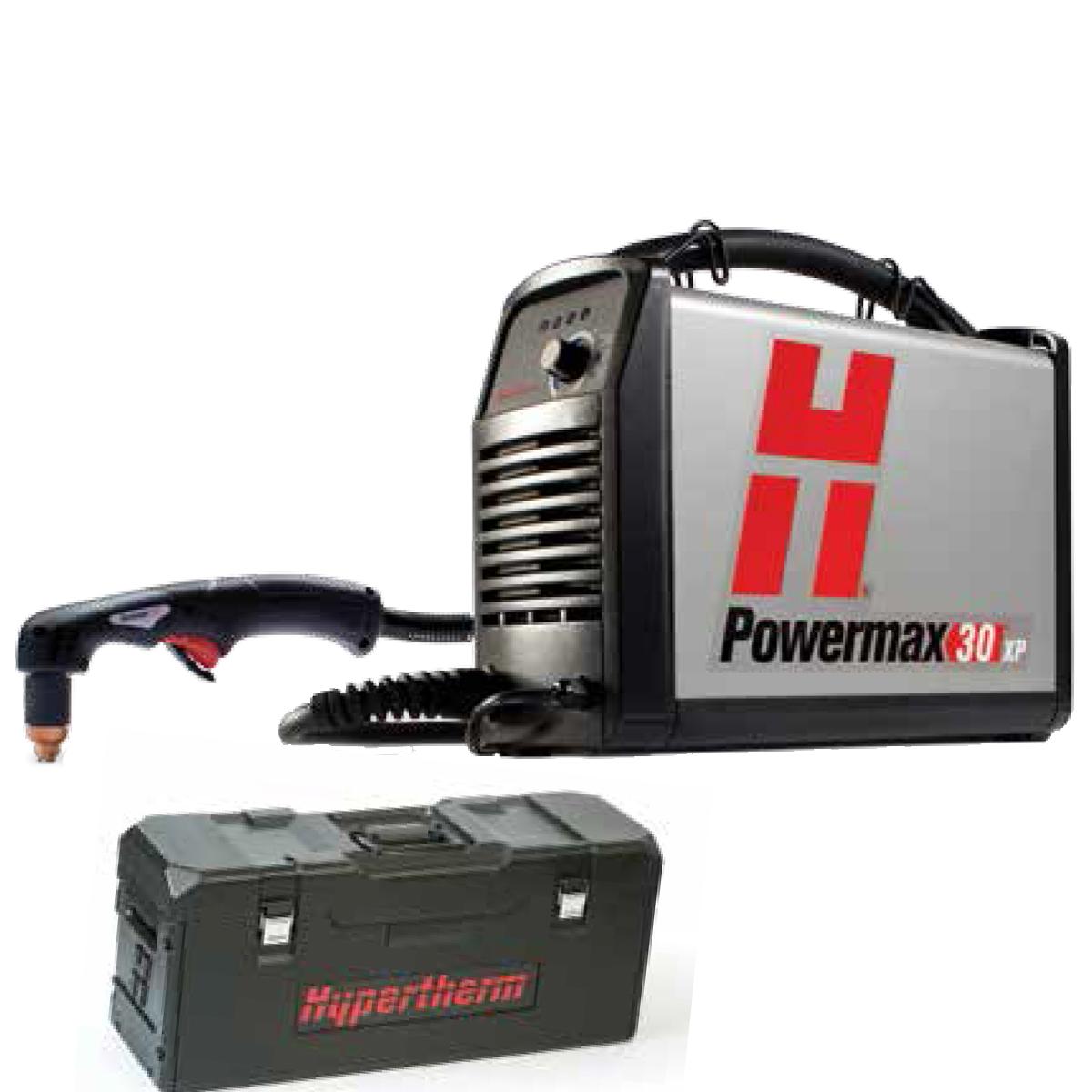 Powermax 30XP de Luxe Ausführung ~ Hypertherm 088083 ~ Powermax 3 -> Plasma De Luxe