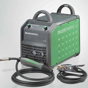 Migatronic - FOCUS MIG 130 PFC kompakte und tragbare Mig Mag ...