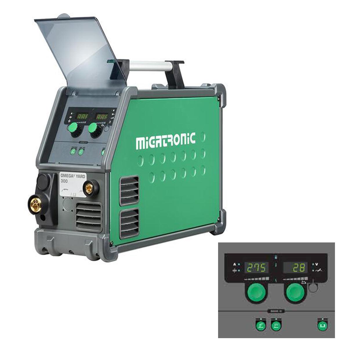 Migatronic - OMEGA YARD 300 BASIC ~ Migatronic 79541747 ...