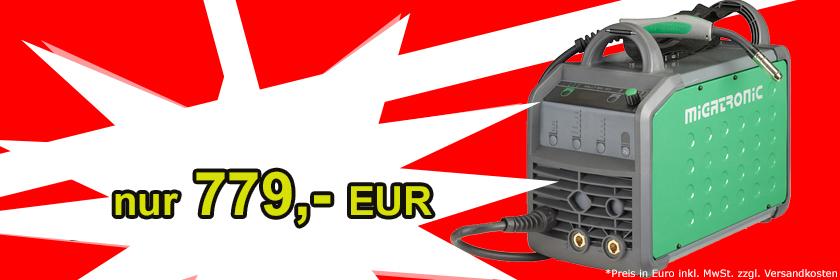 Migatronic Rallymig 161i Angebot